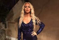 Beyonce waxwork figure