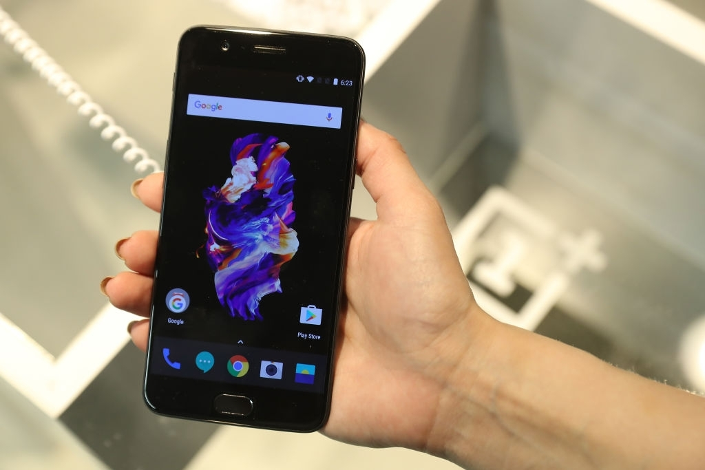 New bug on OnePlus 5
