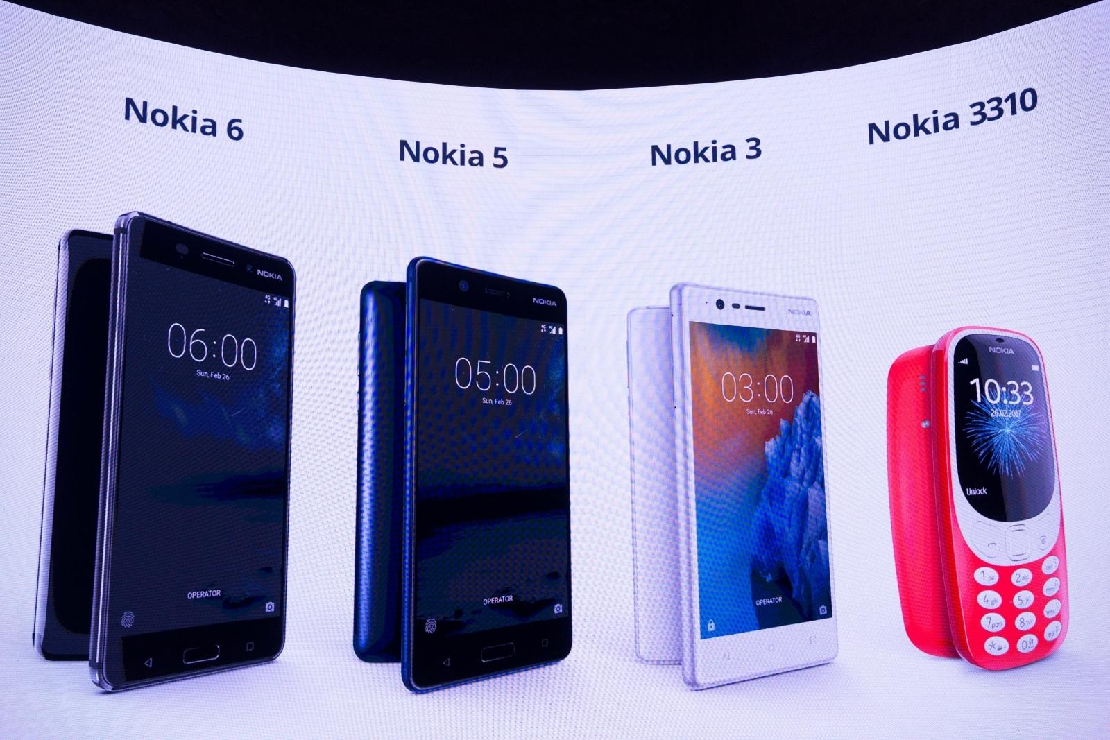 MWC Nokia