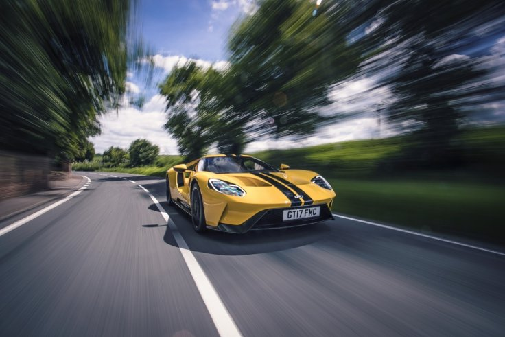 Ford GT has 25 computers and more lines of code than an F-35