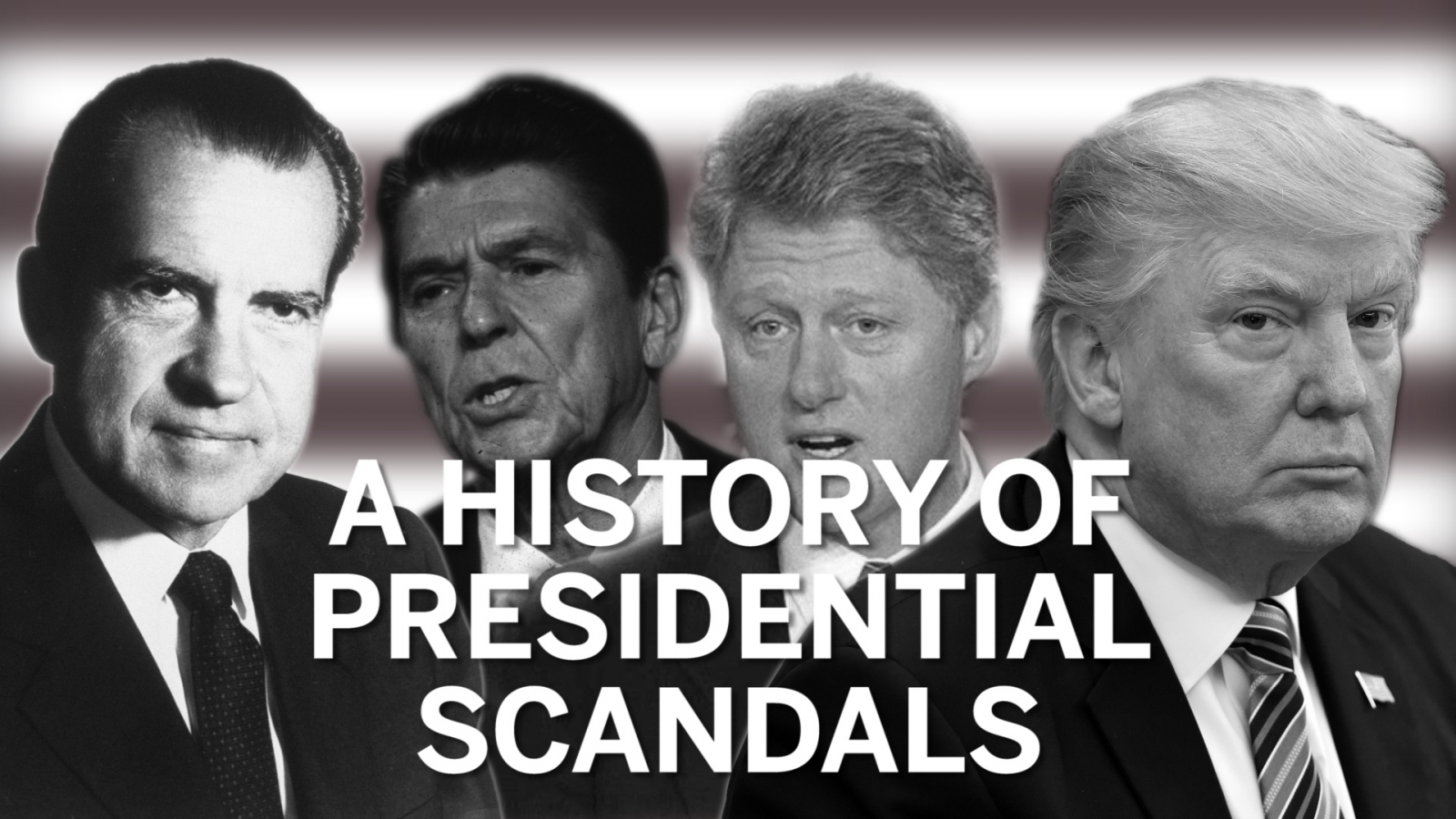From Watergate to Trump's links with Russia: A brief history of US presidential scandals