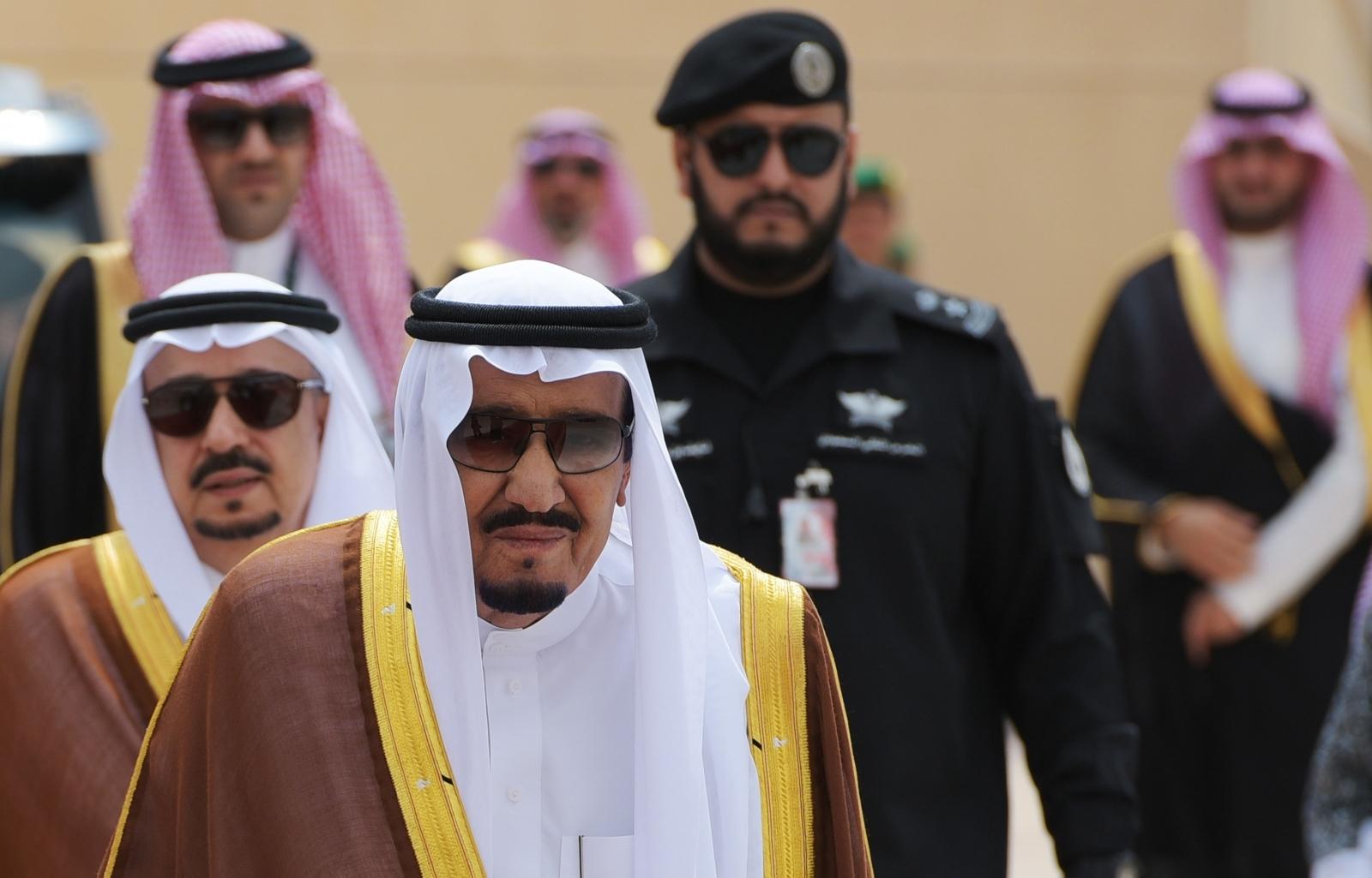 Saudi king orders arrest of prince