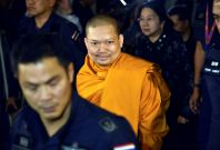 Former Thai monk