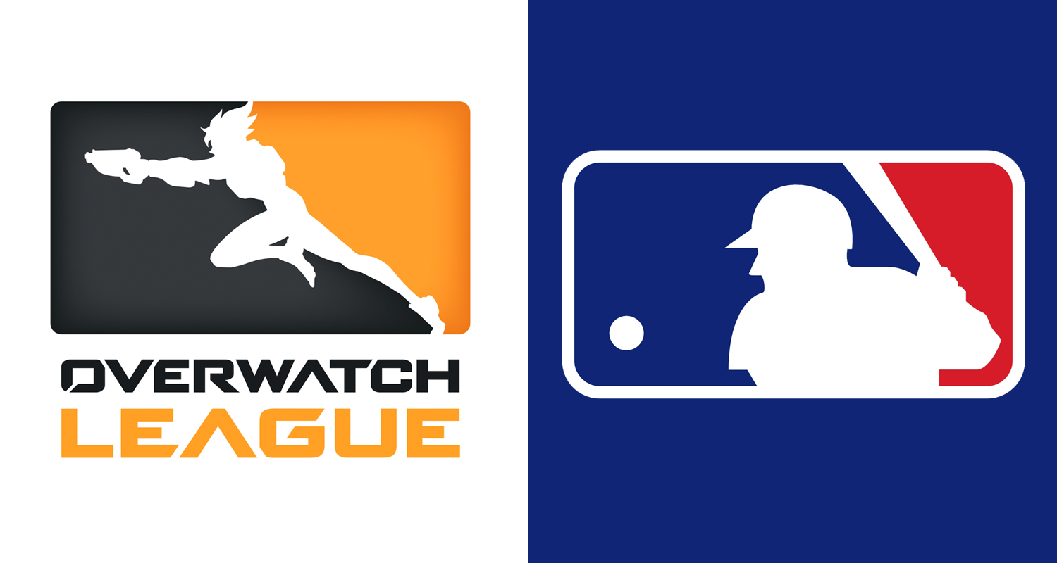 Overwatch League Major League Baseball MLB