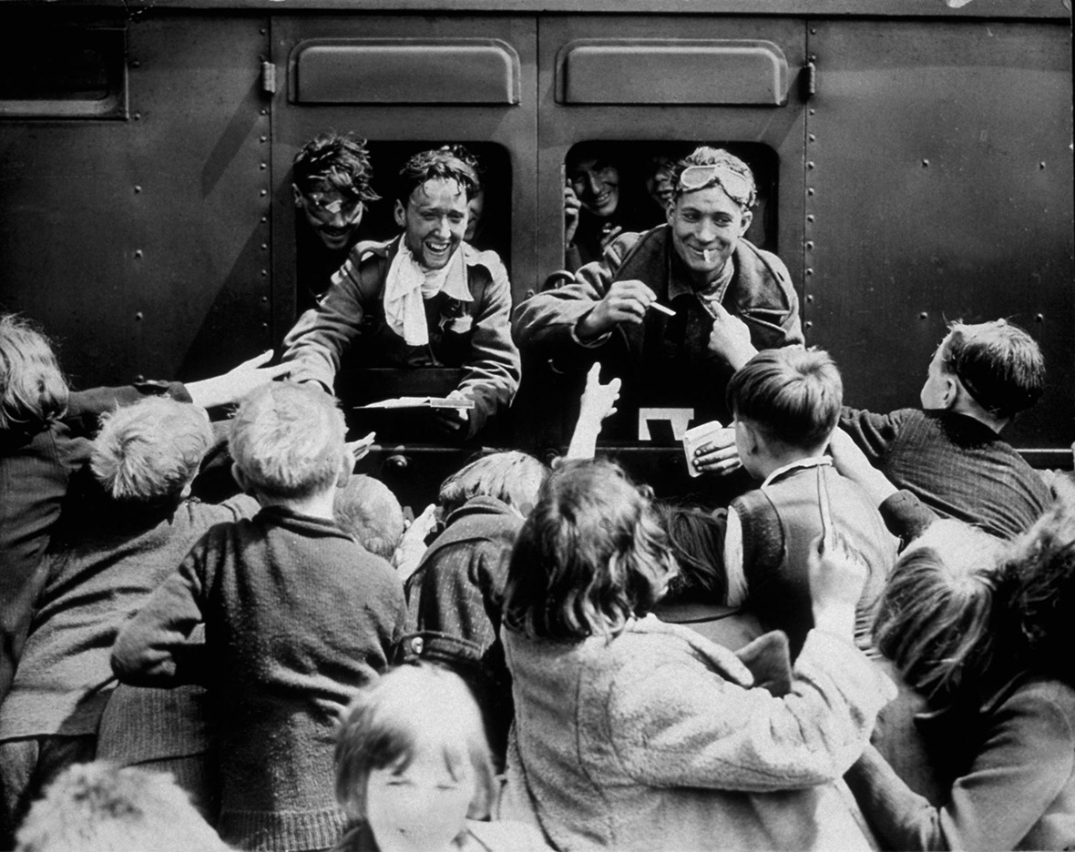 the evacuation of children in world An eyewitness account of the first day of world  the nightly blackout became a way of life and children were herded aboard evacuation  london goes to war,.