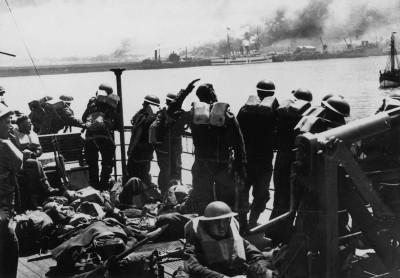 Dunkirk evacuation 1940