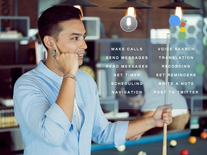 Finger phone ORII smart ring Kickstarter
