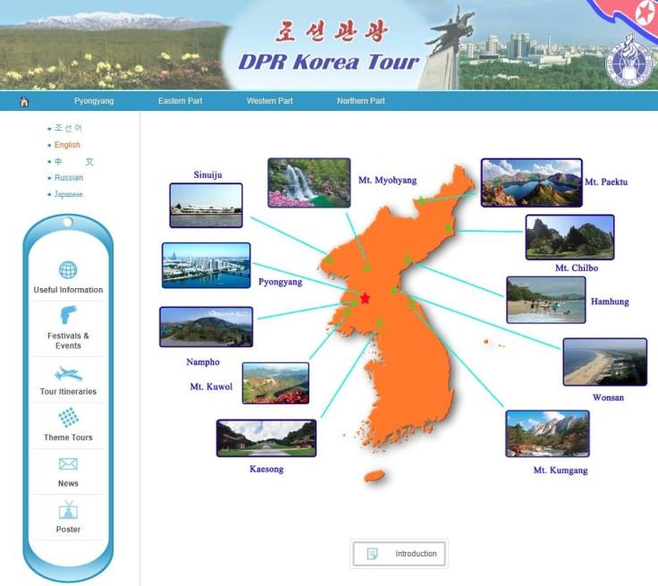 Tourism North Korea