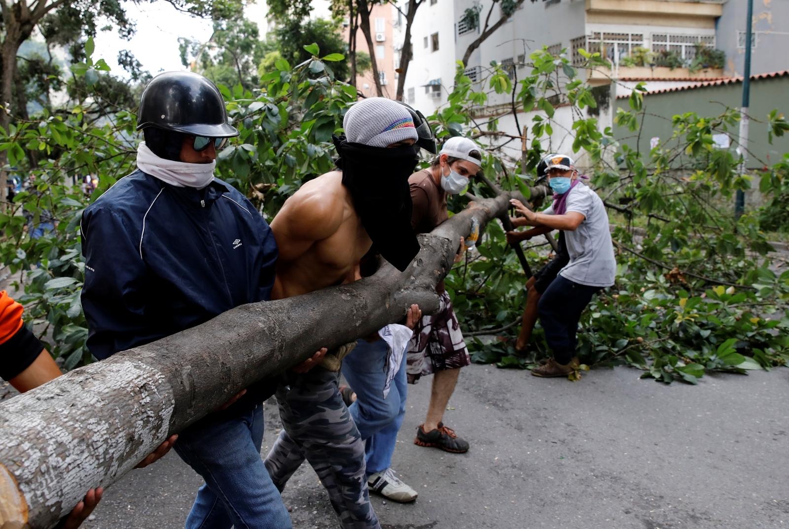 Venezuela strike