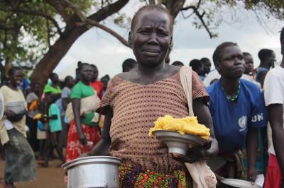 Refugee crisis Uganda