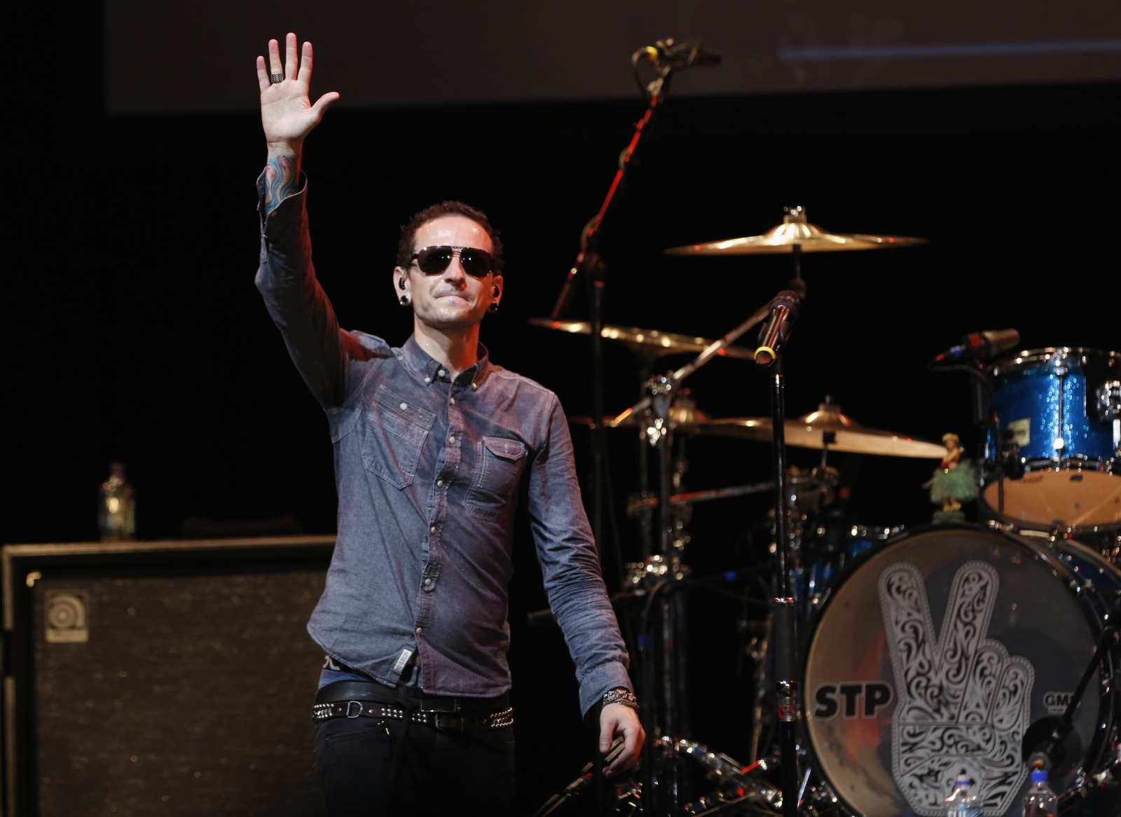 Linkin Park's Chester Bennington died on late rocker friend Chris Cornell's birthday