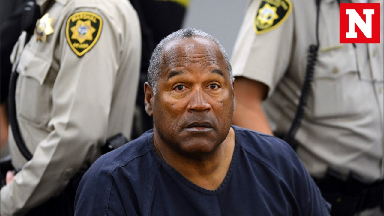 OJ Simpson is granted parole and will be released from prison