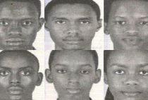 Burundi robotics team