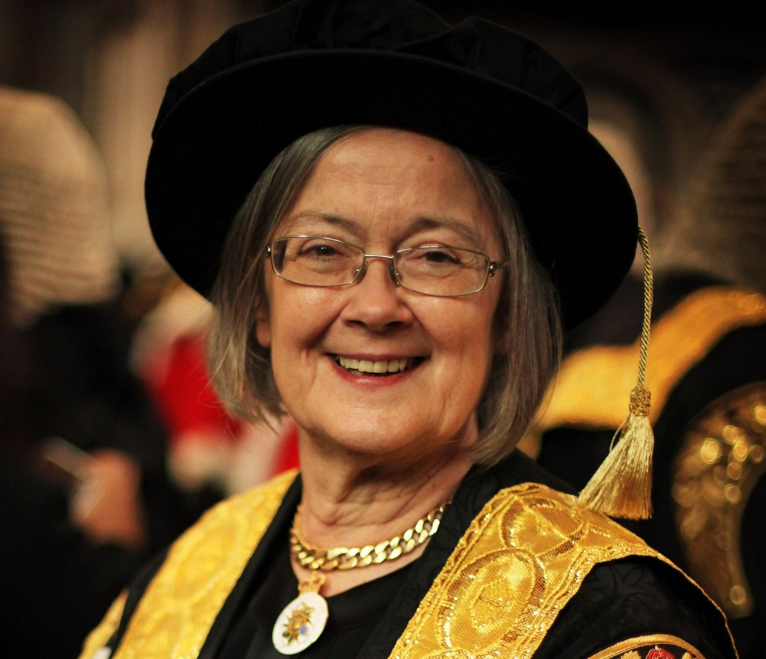 Lady Hale becomes first woman president of UK Supreme Court