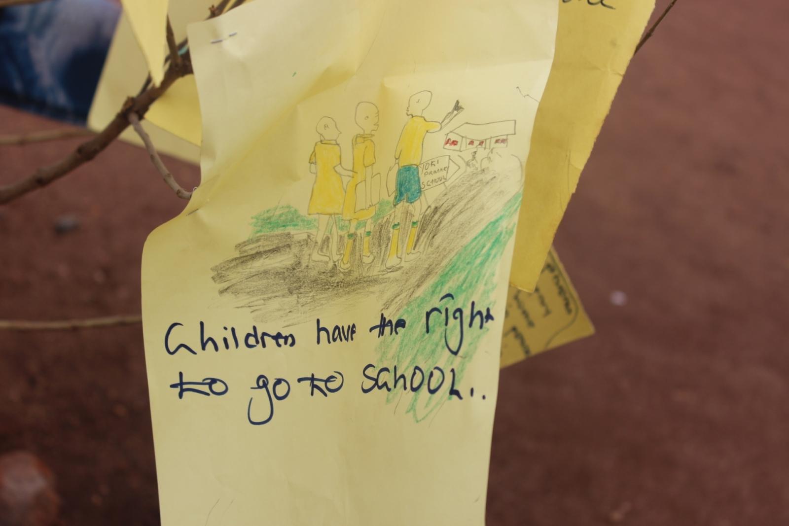 South Sudan children