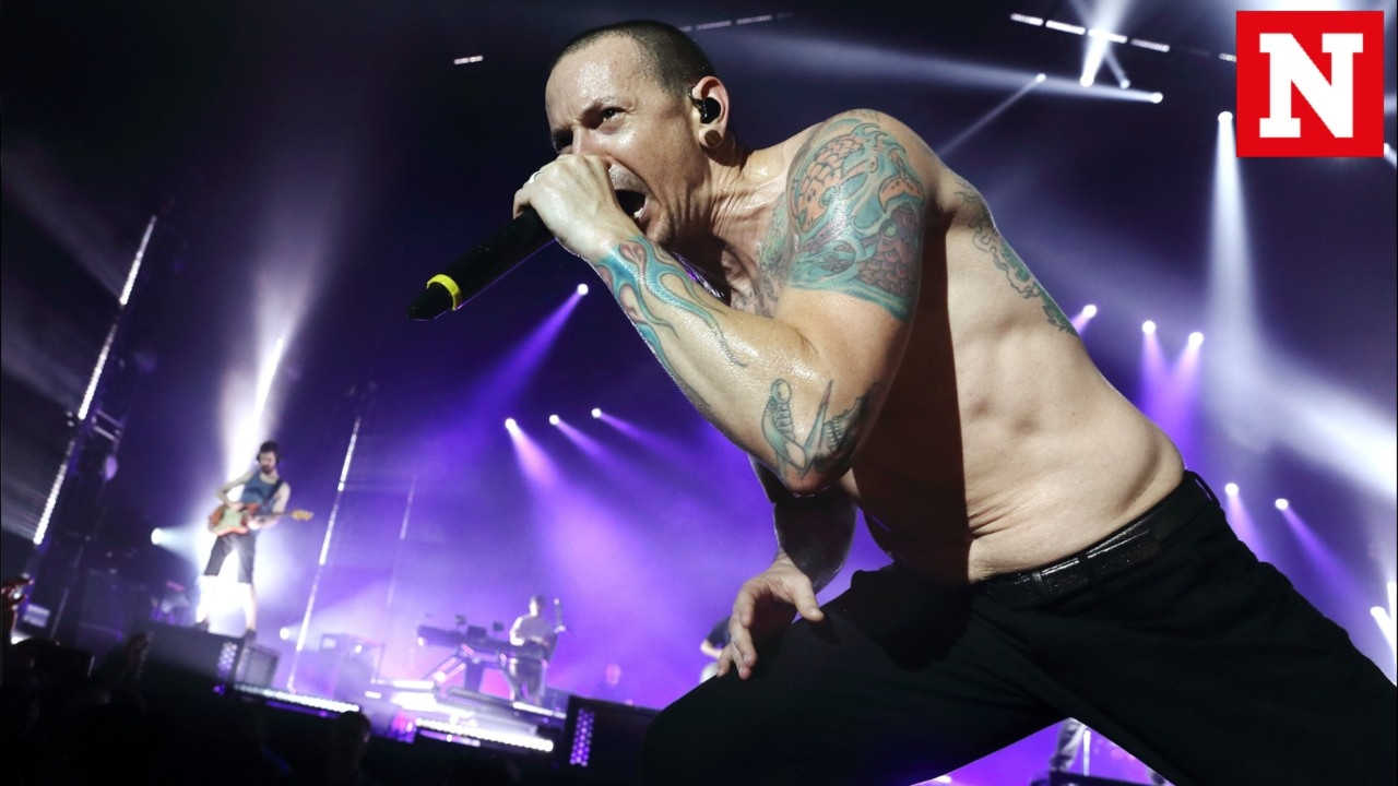 'Such a tragic loss': Fans mourn death of Linkin Park frontman Chester Bennington