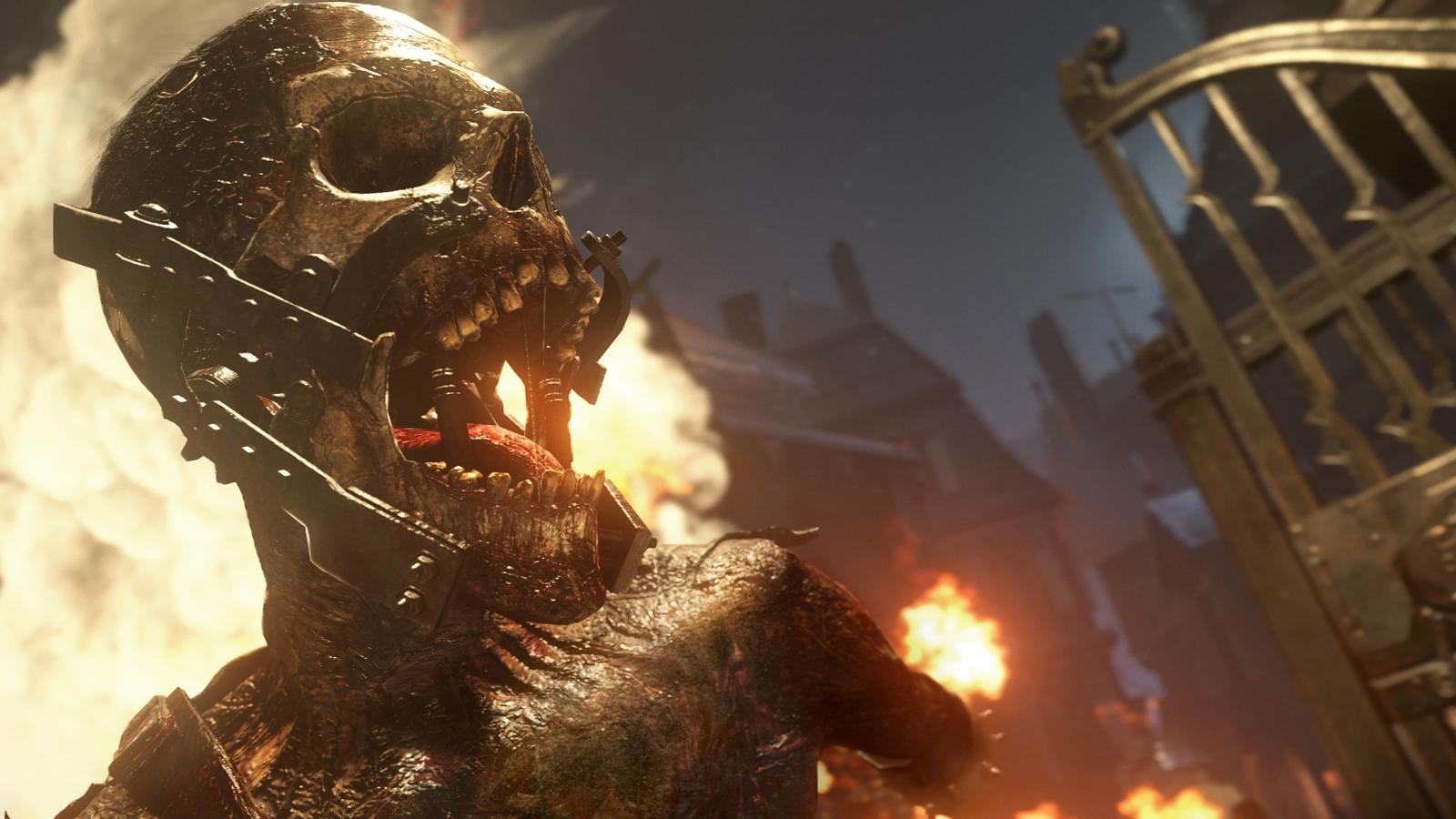Call of Duty WW2 Nazi Zombies