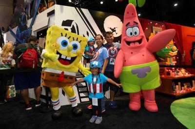 Comic-Con San Diego 2017 costumes