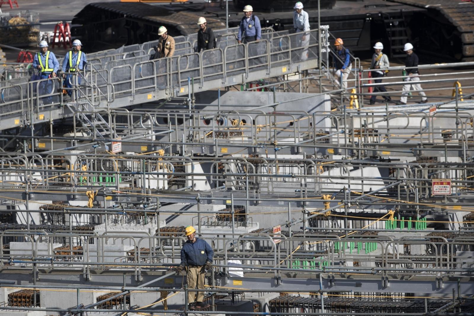 Olympic stadium Japan