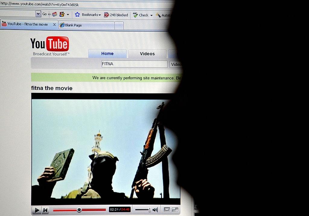 YouTube combats extremist content
