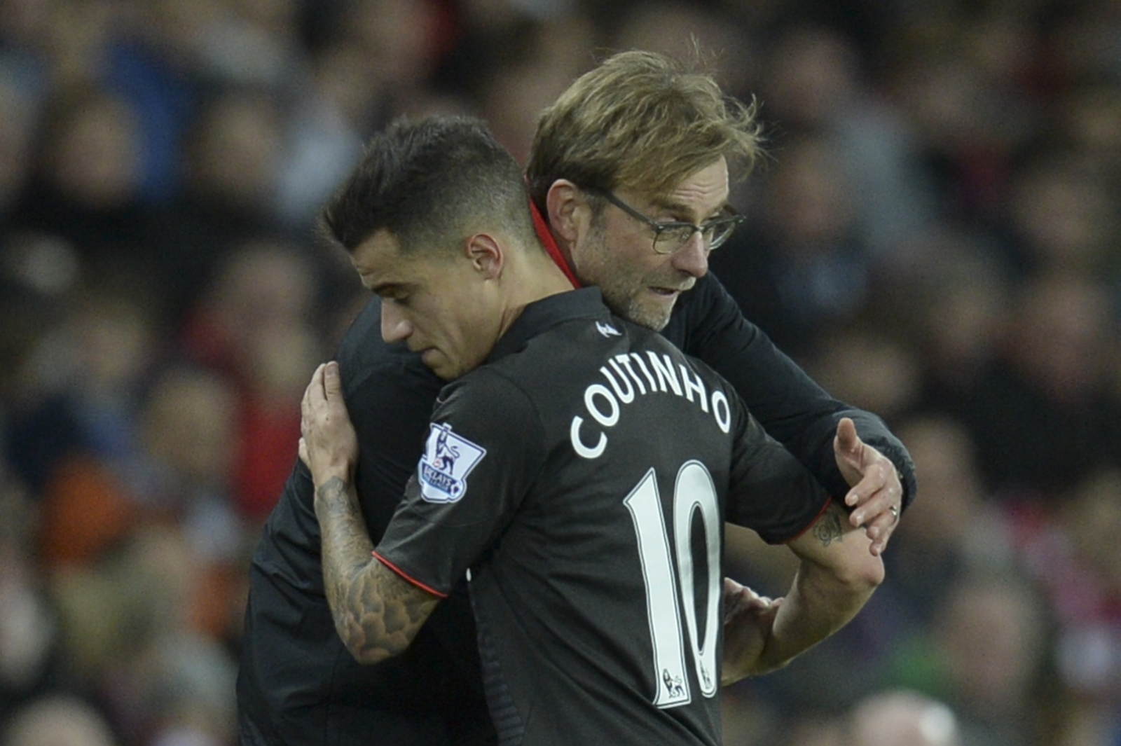 Jurgen Klopp insists Philippe Coutinho is not for sale despite Barcelona interest