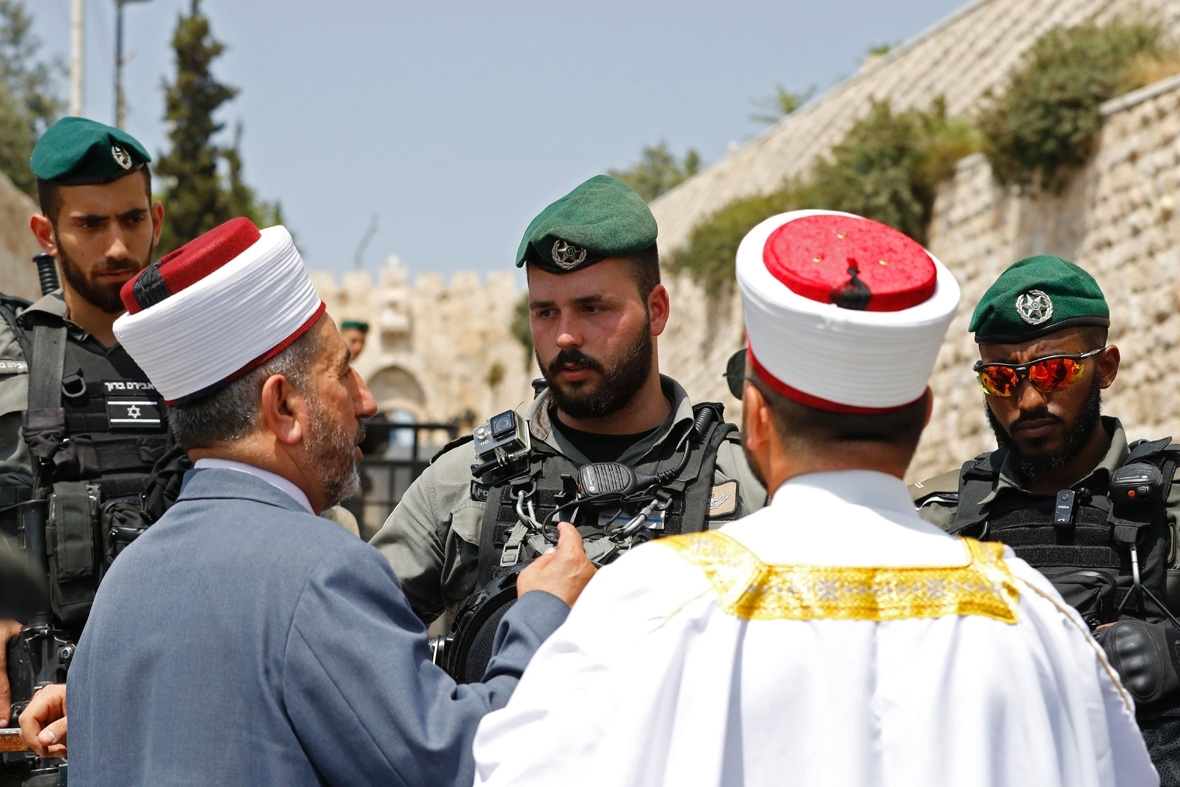Jew Detector: Deadly 'screwdriver Attack' At Israel's Embassy In Jordan