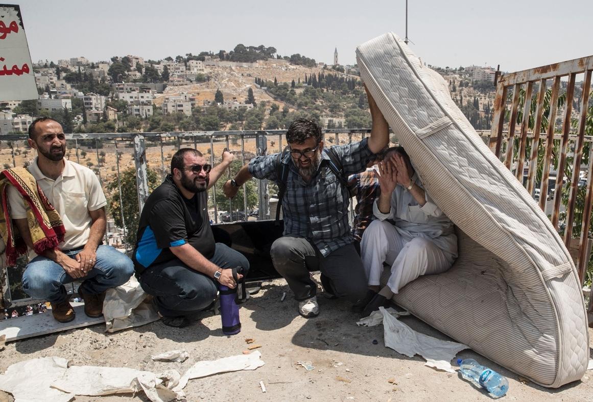 Jerusalem al-aqsa mosque temple mount