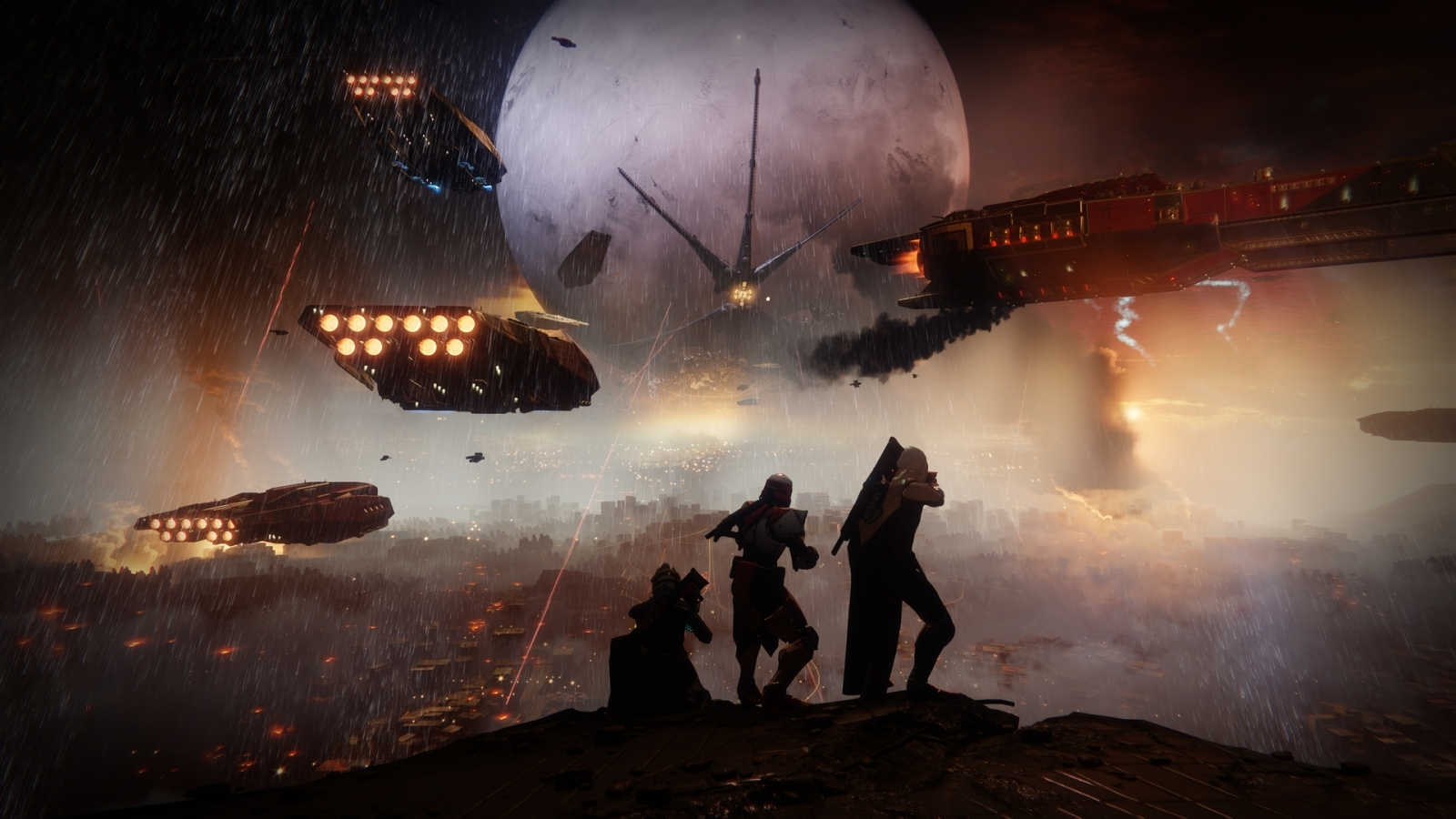 Destiny 2 beta extended until Tuesday; Bungie to stress-test the servers