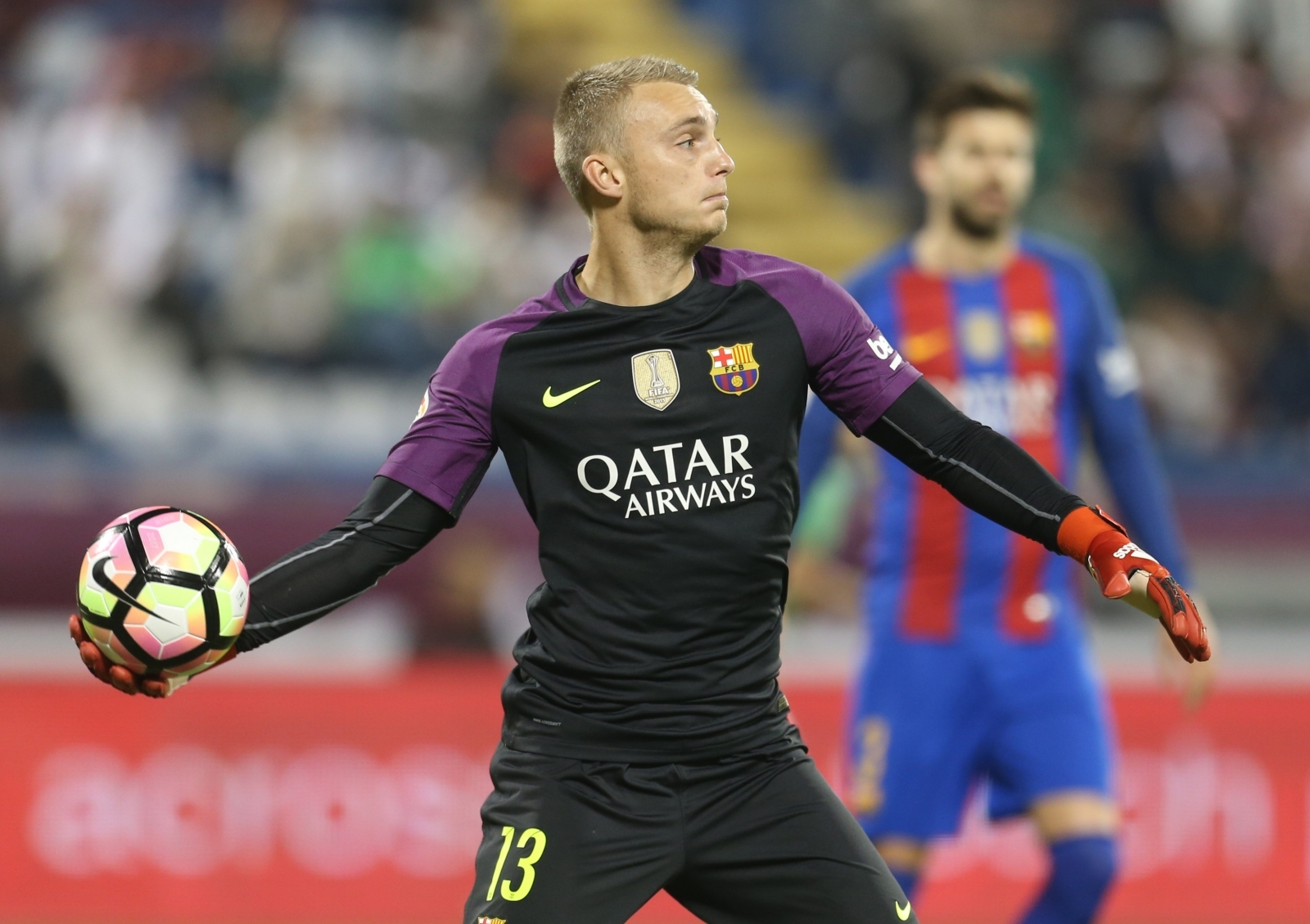 Jasper Cillessen not leaving Barcelona despite Crystal Palace transfer links