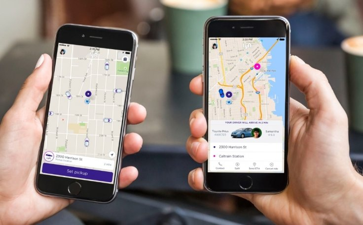 Lyft enters self-driving taxi race against Uber and Google