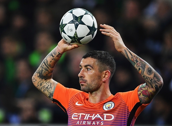 Man City defender, Aleksandar Kolarov joins Roma on three-year