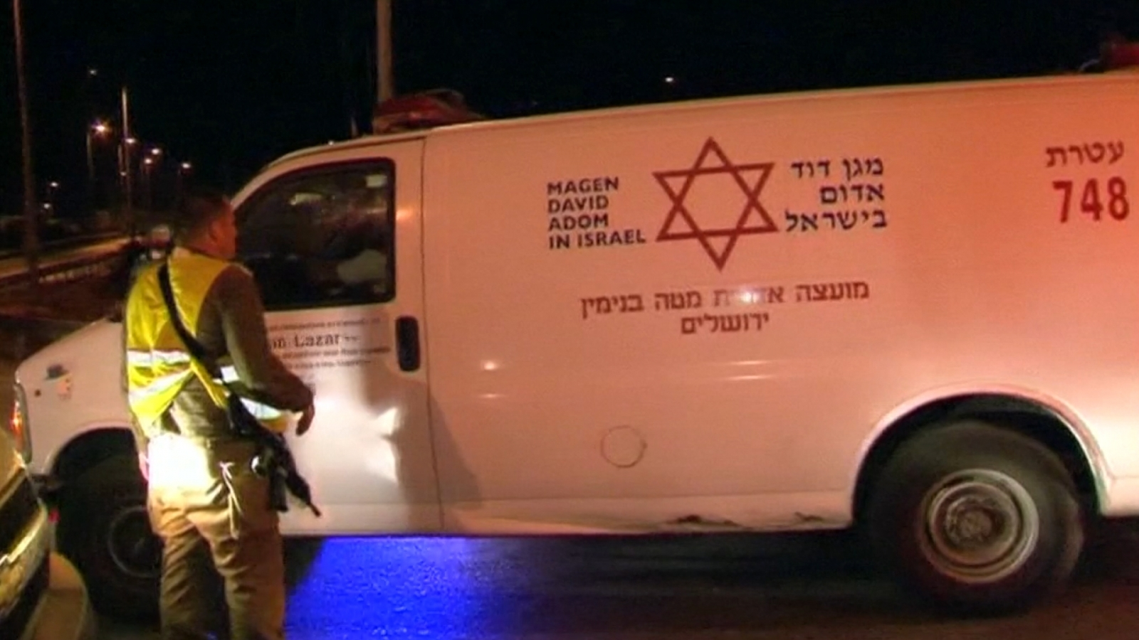 At least 3 Israeli civilians killed and one injured in West Bank stabbing attack