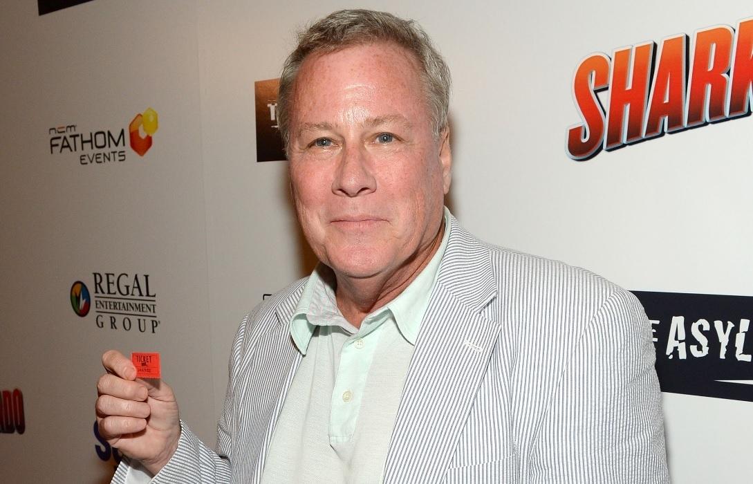 Actor John heard