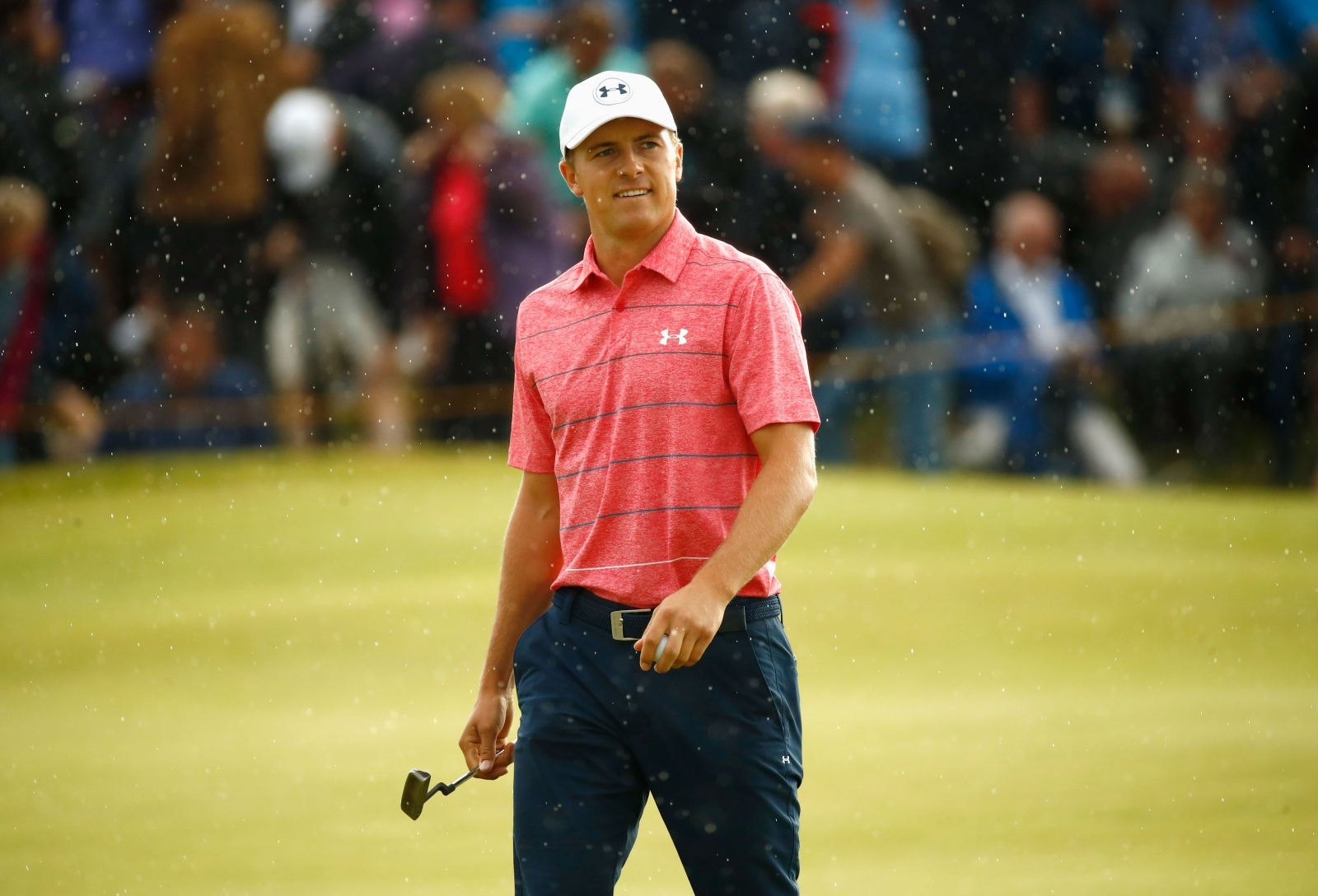 Jordan Spieth wins British Open for third major title