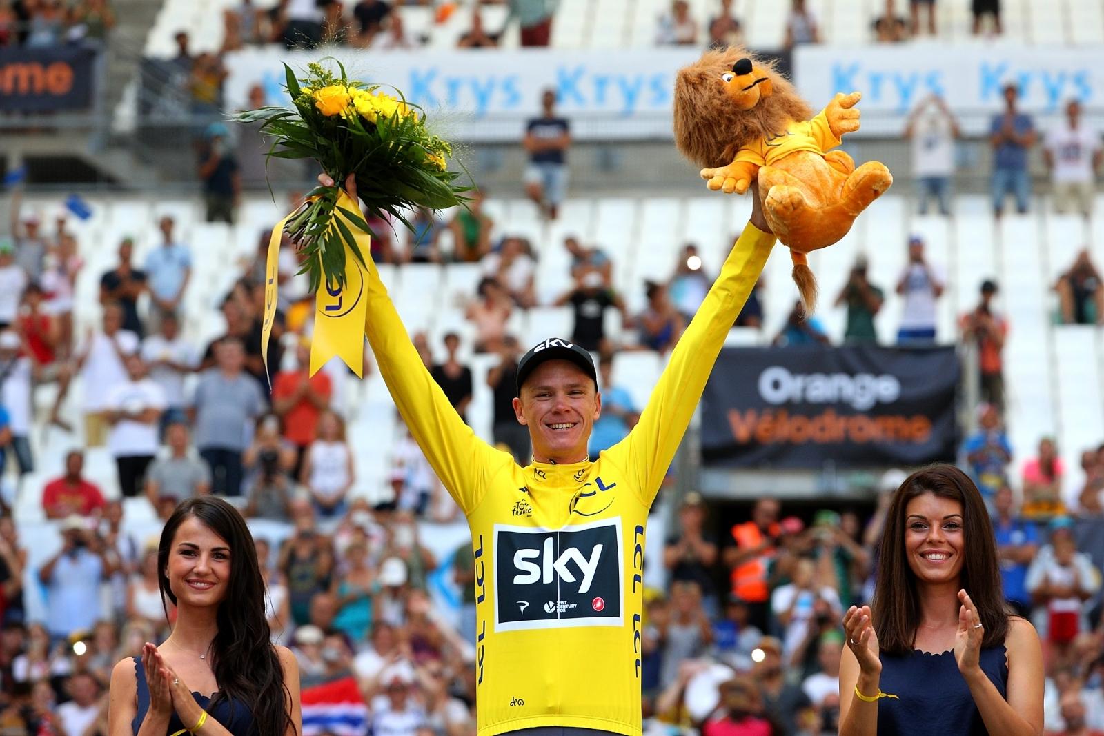Chris Froome seals fourth Tour de France title