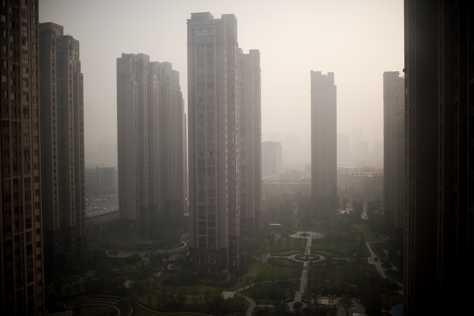 Zhengzhou pollution