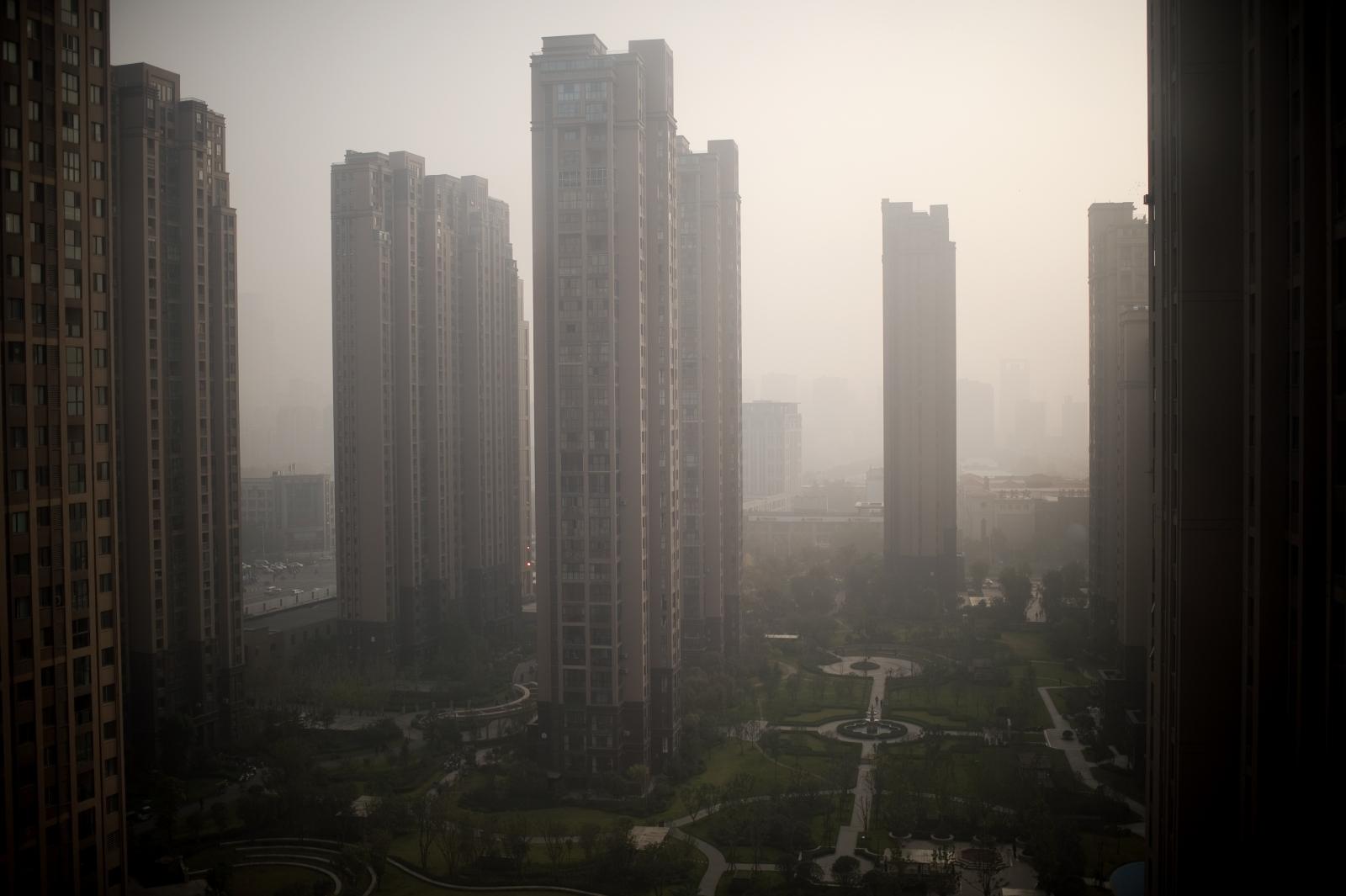 Zhengzhou pollution