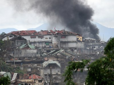 Marawi siege martial law