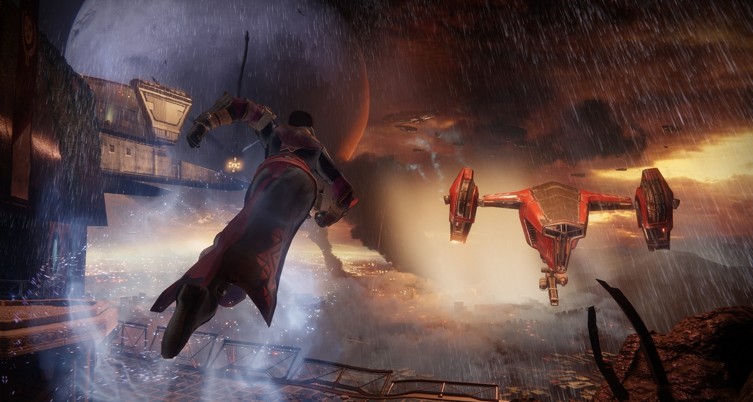 Destiny Dance Gif: Bungie Extends Destiny 2 Beta On PS4 And Xbox One