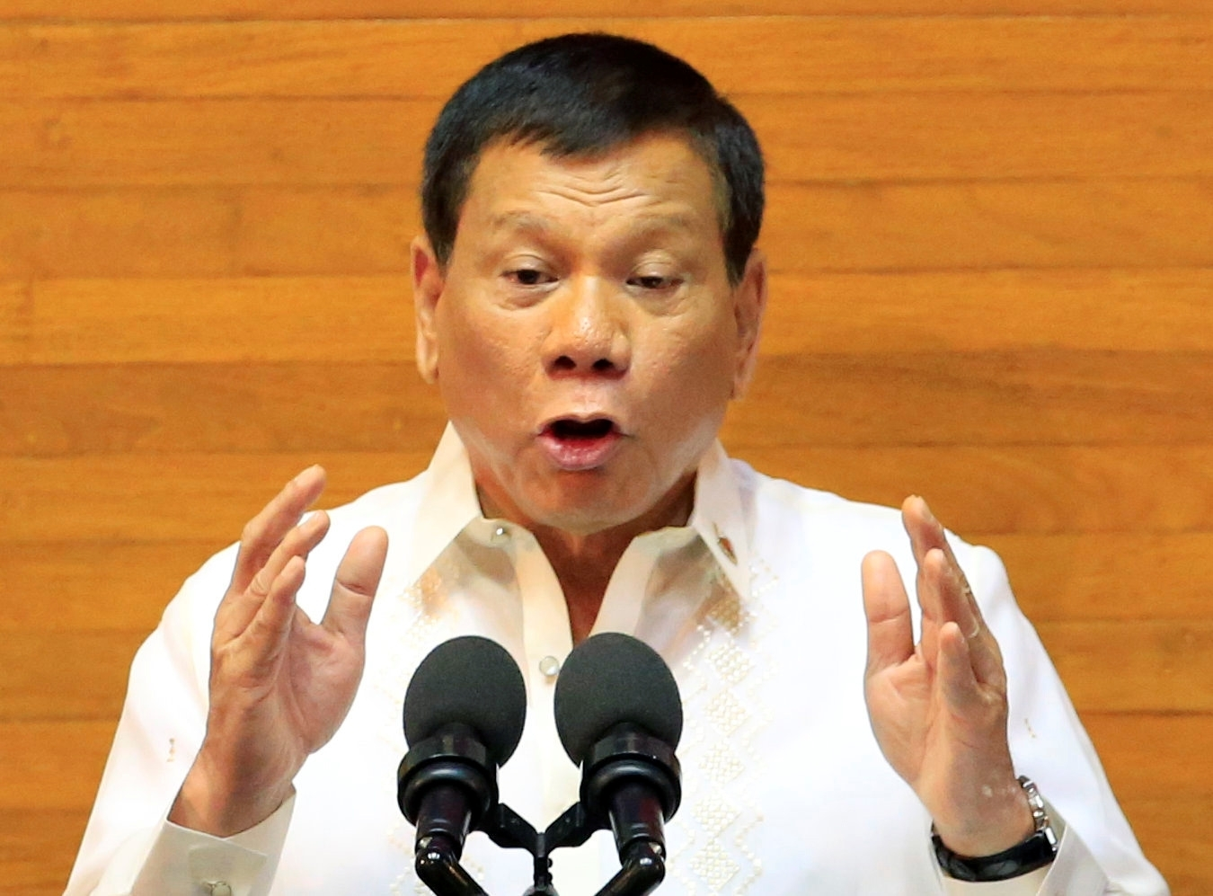 Philippine President Rodrigo Tells Jobless Filipinos to Kill Drug Addicts