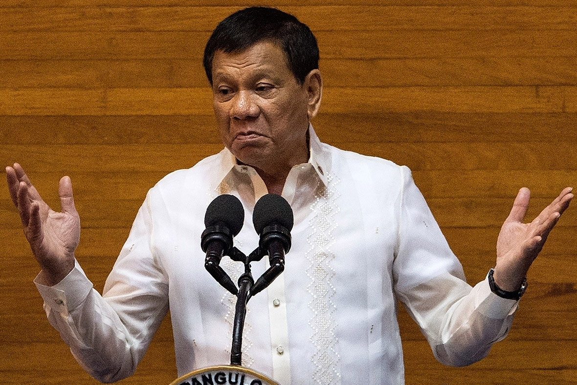 Duterte State of the Nation address
