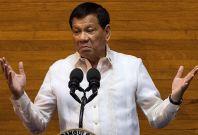 Duterte State of the Nation address