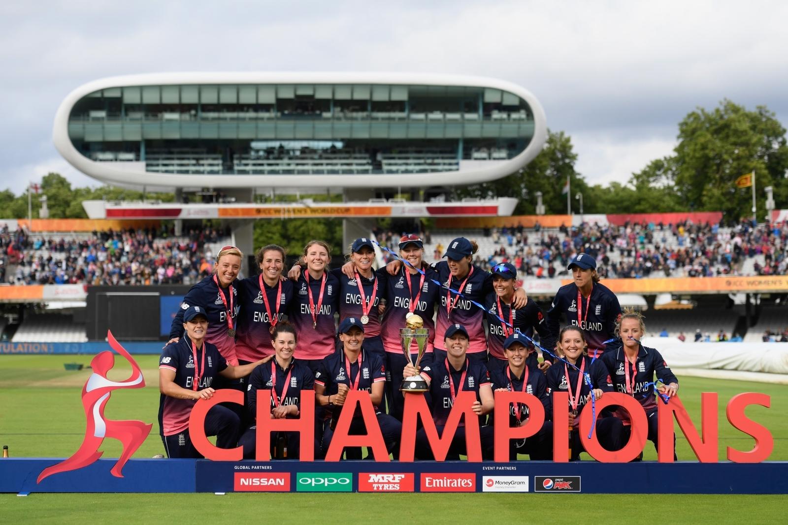 England Women's Cricket Team