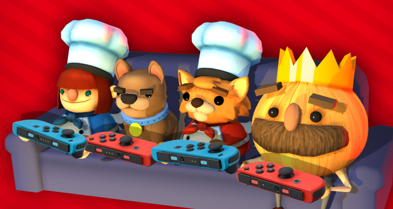 I foresee many a Joy-Con being broken when Overcooked hits Switch
