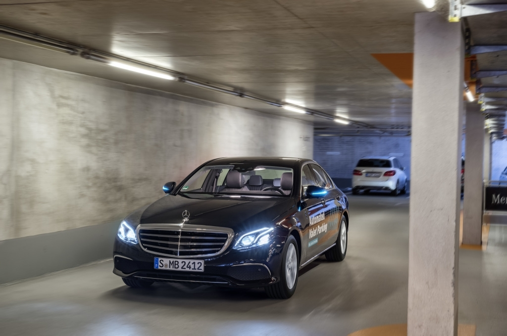 Mercedes-Benz Automated Valet Parking