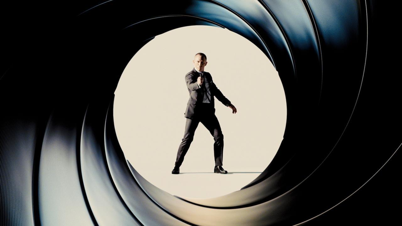 James Bond 25 Daniel Craigh