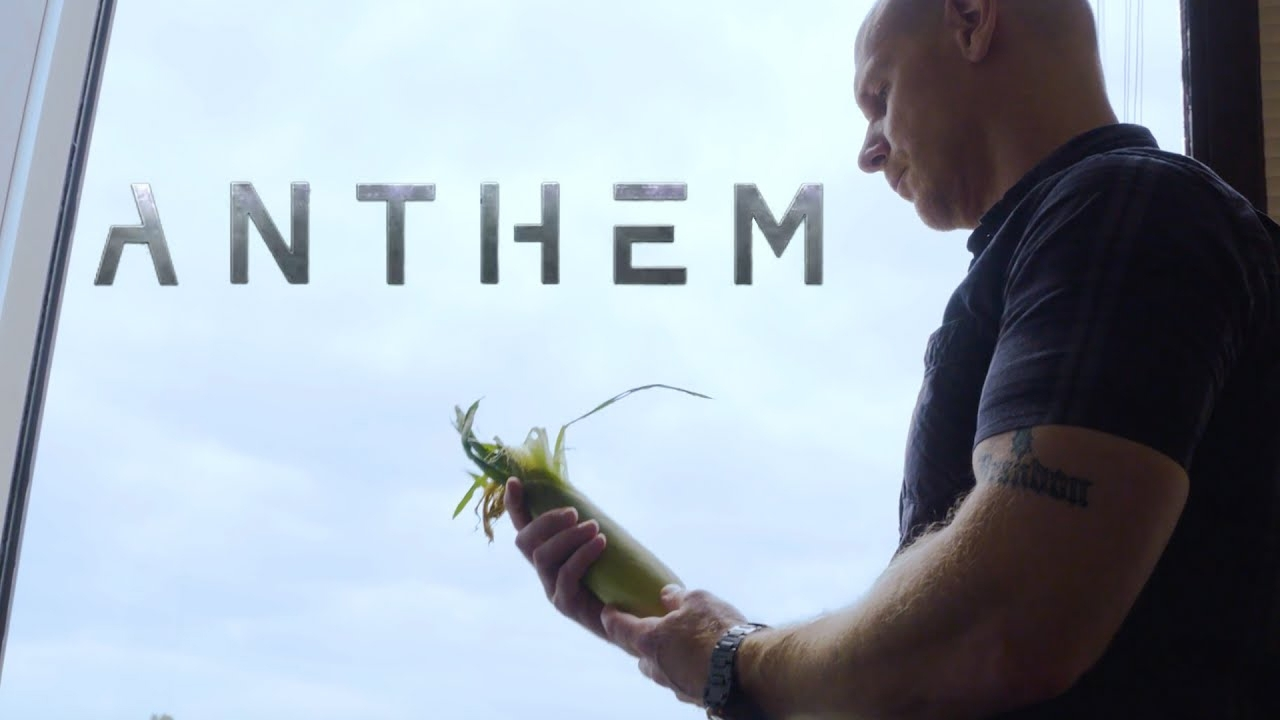 BioWare stalks gamers with Anthem design at Edmonton Corn Maze