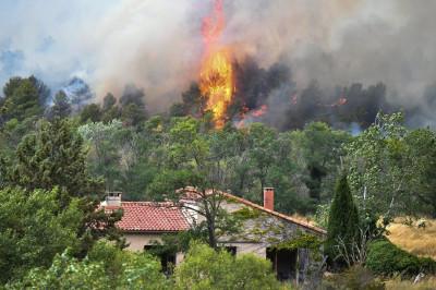 france fires