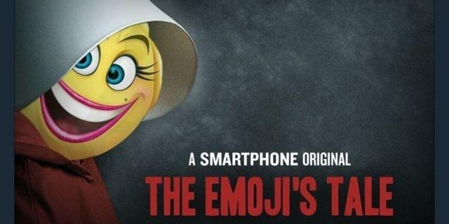 Emoji Movie Handmaid's Tale