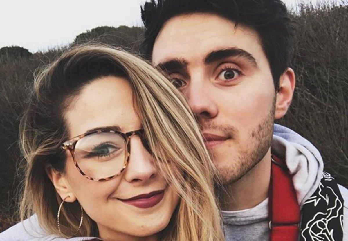 Alfie pointlessblog zoella dating